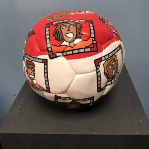 Kunst Voetbal