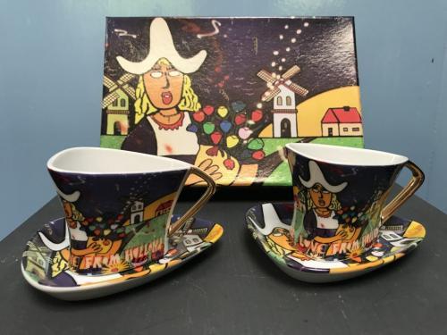 Johan Huijzer- expresso cups